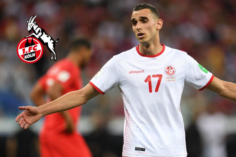 Endlich offiziell: 1. FC Köln schnappt sich Ellyes Skhiri