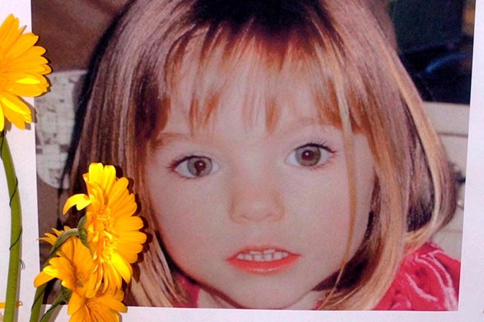 Madeleine McCann (Maddie) verschwand 2007 in Portugal.