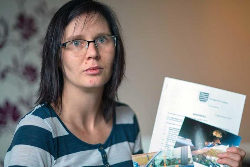 Ein Fall für die Justiz: Katja Z. (31) will ihren Stalker mit Hilfe des Gerichts fernhalten.