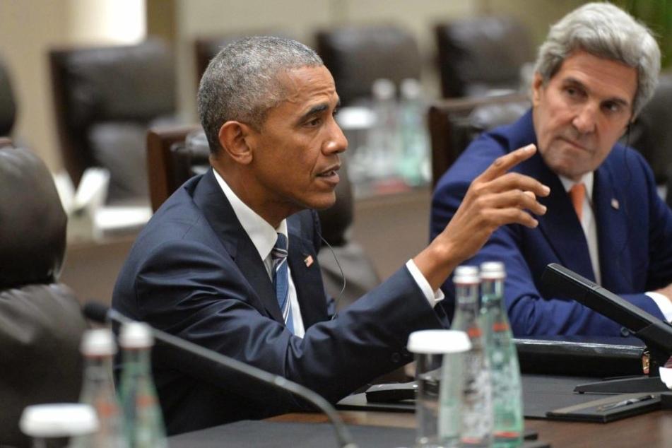 Nach der üblen Beleidigung hat US-Präsident Barack Obama sein geplantes Treffen mit Duterteabgesagt.