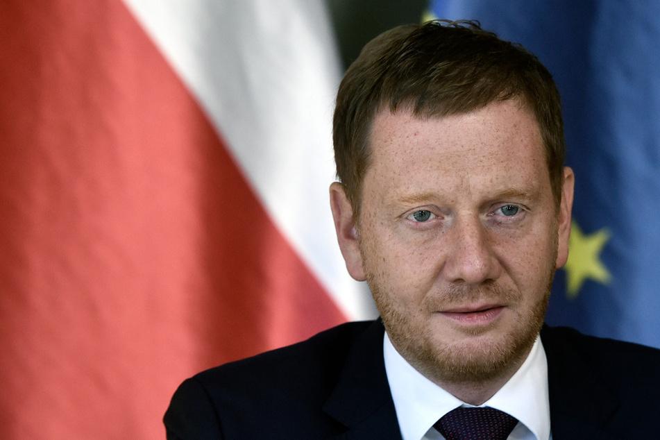 Trotz Corona: Kretschmer will Grenze nach Tschechien unbedingt offenhalten