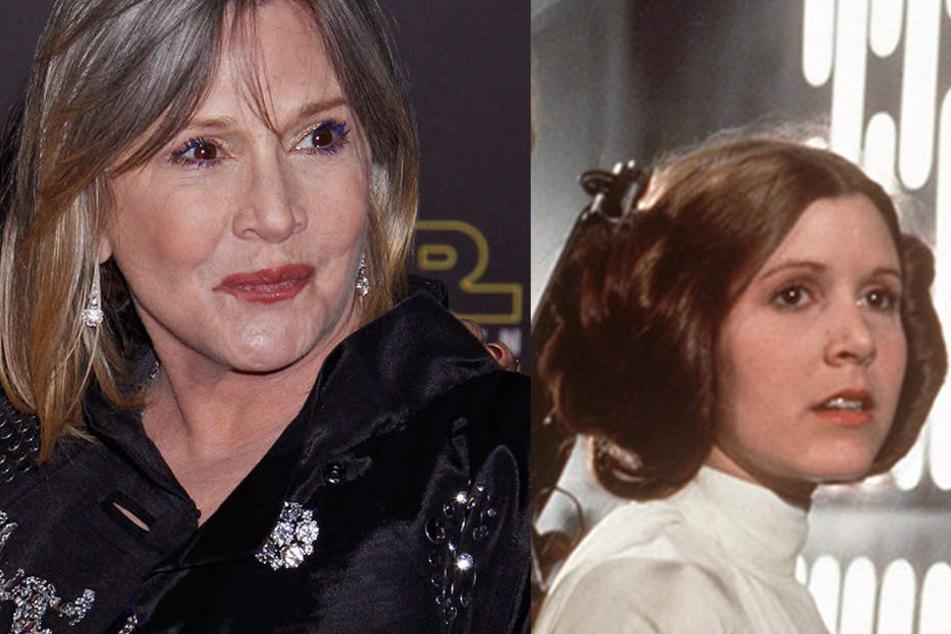 Schock nach Tod von Star-Wars-Ikone Carrie Fisher: Darum musste sie sterben