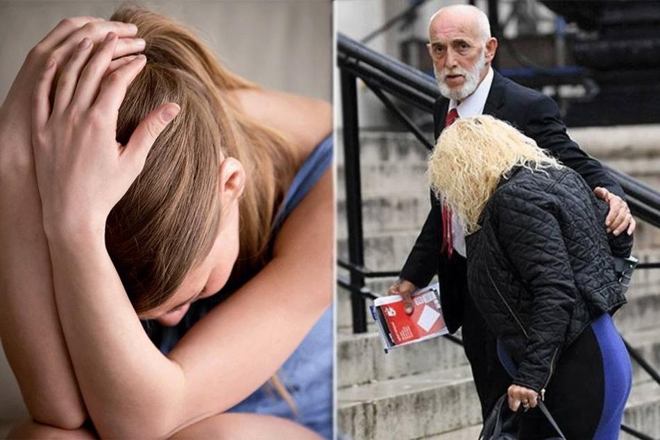 Mann soll Teenagerin auf Party vor Gästen vergewaltigt haben, unter ihnen sogar Polizisten