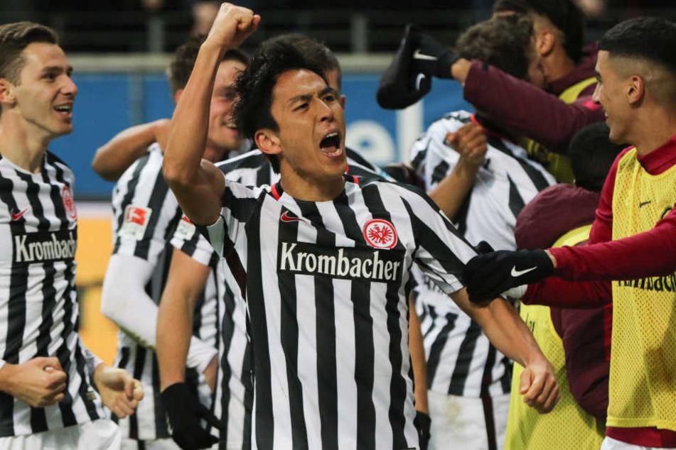 Schnappt sich Hoffenheim die Frankfurter Eintracht?