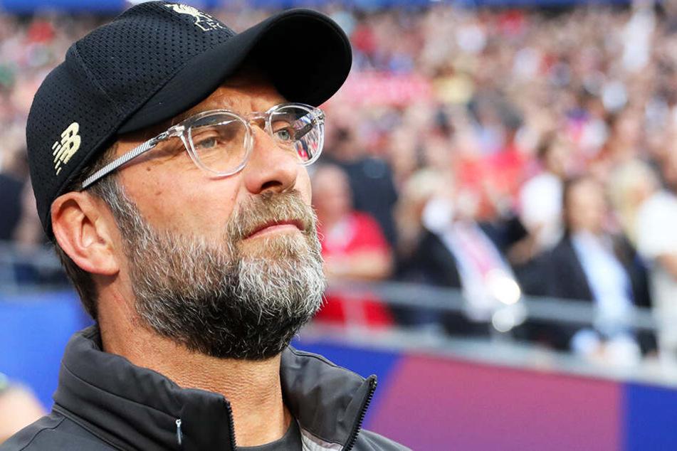 """Liverpool-Coach Jürgen Klopp durfte mit den Reds den zweiten Champions-League-Sieg feiern, für """"Kloppo"""" selbst die größte Trophäe, die er bisher gewonnen hat."""