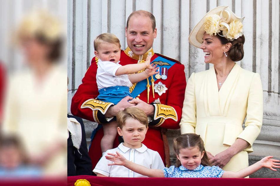 Verbrecher im Kensington-Palast: Williams und Kates Kinder in Gefahr?