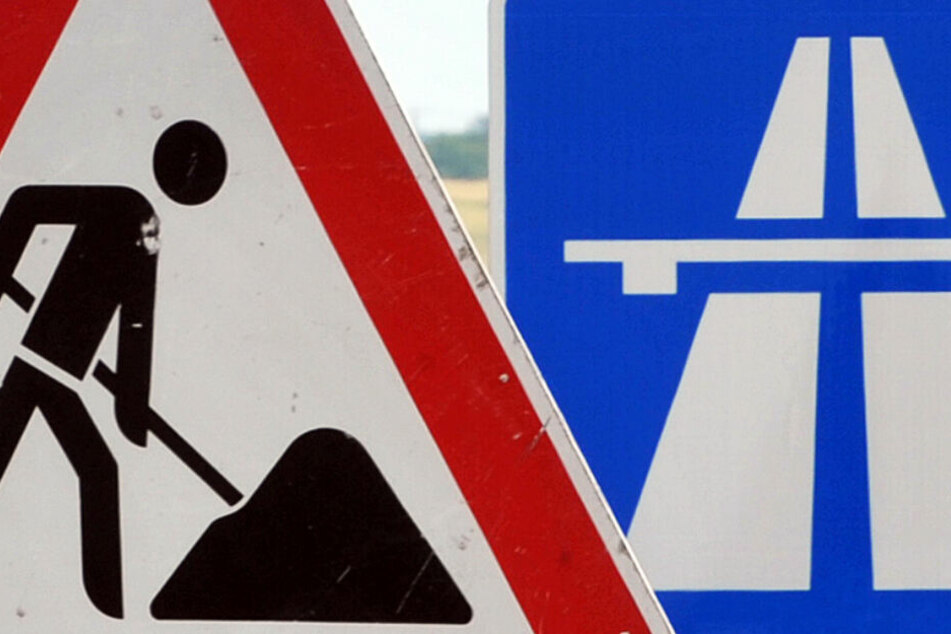 Der Lkw-Fahrer rammte eine Baustelle. (Symbolbild)