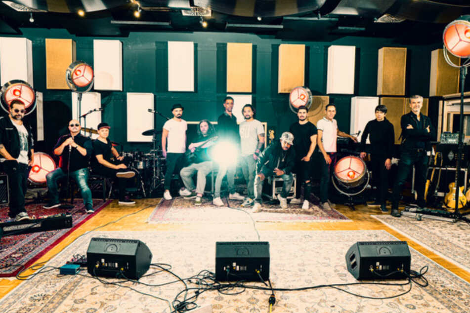 Söhne Mannheims melden sich mit neuem Studioalbum zurück