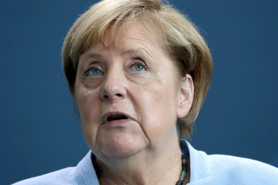 Bundeskanzlerin Angela Merkel (CDU).