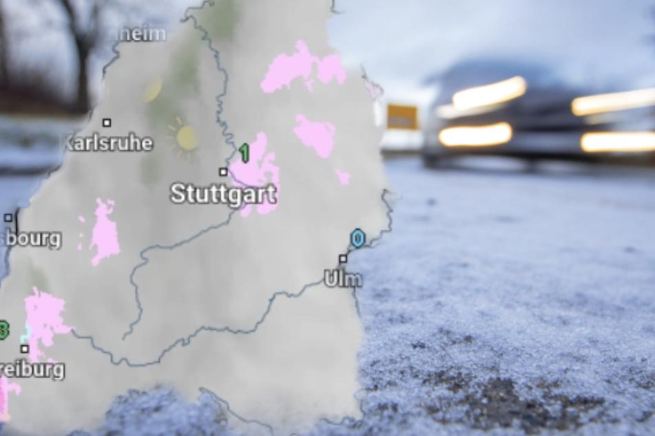 Schnee und Frost: Achtung Autofahrer, es wird glatt