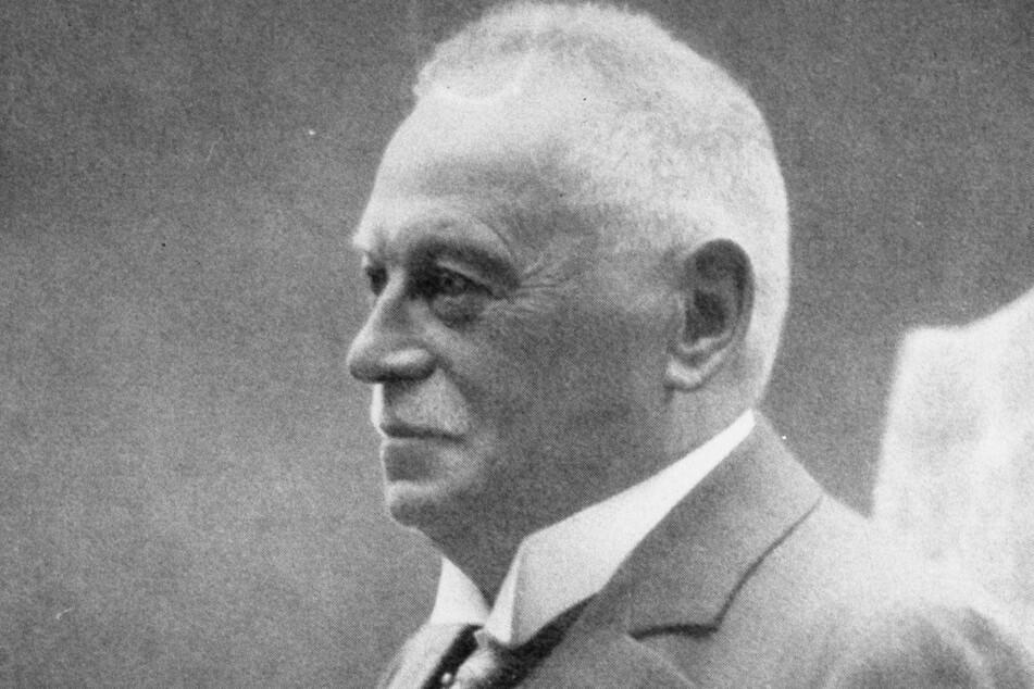 Georg Arnhold (1859-1926) und seine Familie gehören zu den größten Gönnern der Stadt Dresden.