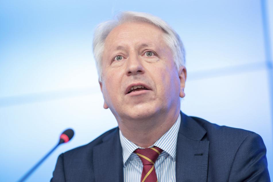 Bernhard Eitel ist der Rektor der Universität Heidelberg.