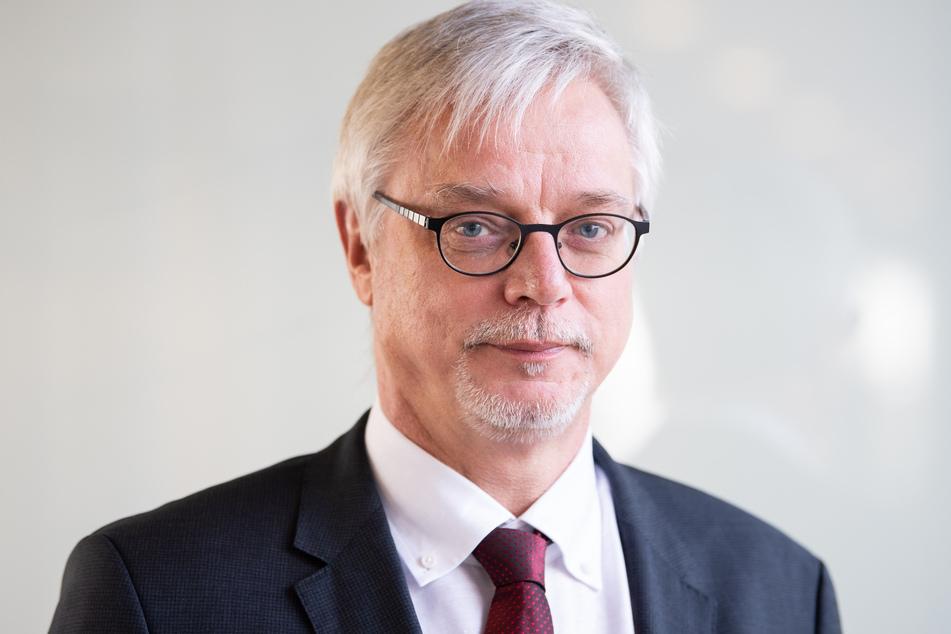 Markus Schlimbach, DGB-Vorsitzender von Sachsen.