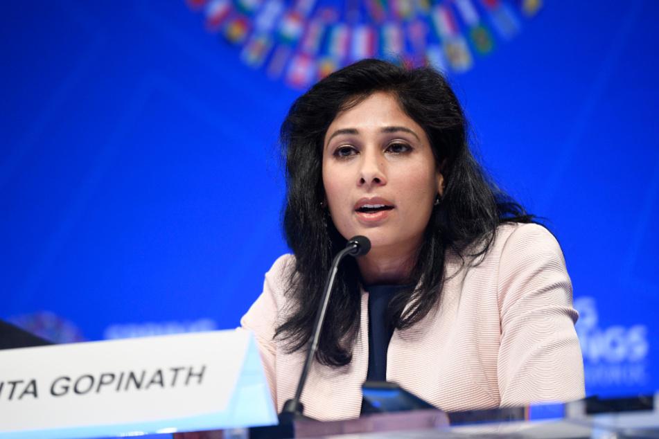 IWF-Chefvolkswirtin Gita Gopinath (48).