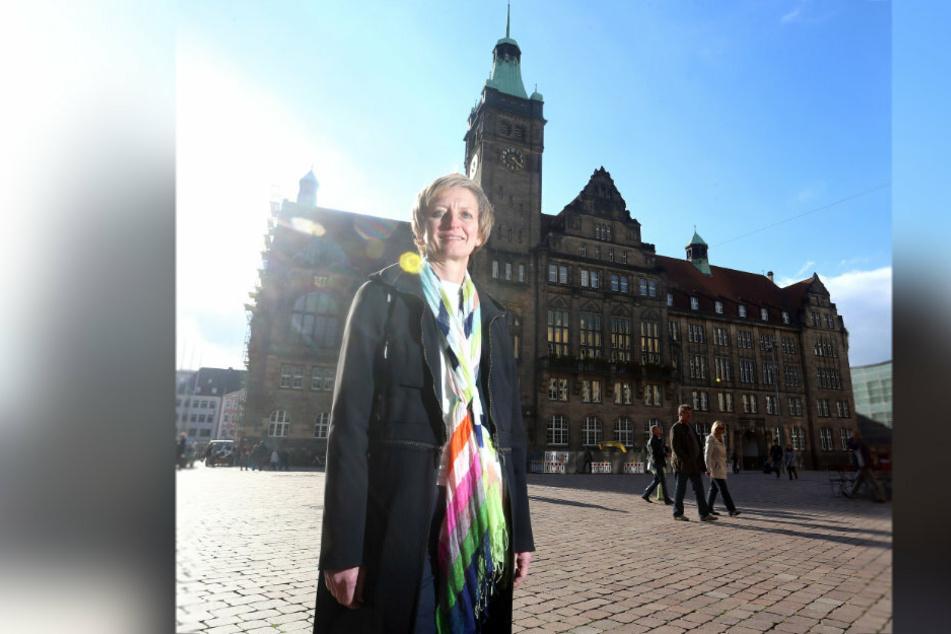 Petra Wesseler (heute 57) war von 2002 bis 2015 Baubürgermeisterin in Chemnitz.