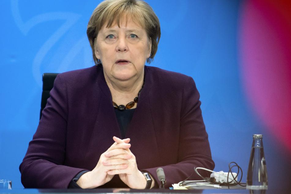 Merkel zu Coronavirus -