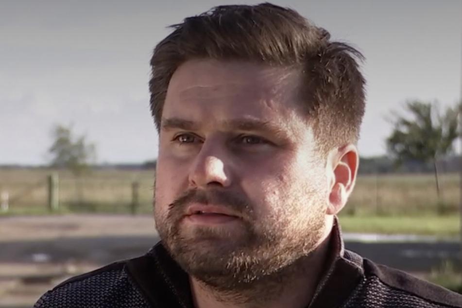 Landwirt Christian Heindrich ist nicht das erste Mal Opfer von dreisten Dieben.