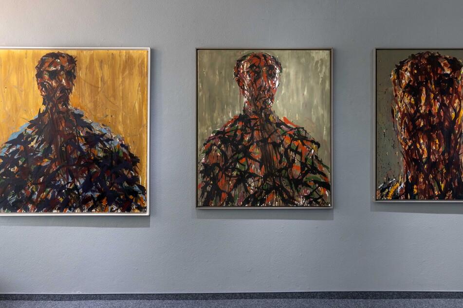 Der Mensch ist erkennbar. Uhlig hat seinen eigenen Stil, auch von Karl Schmidt-Rottluff ist er maßgeblich beeinflusst worden.
