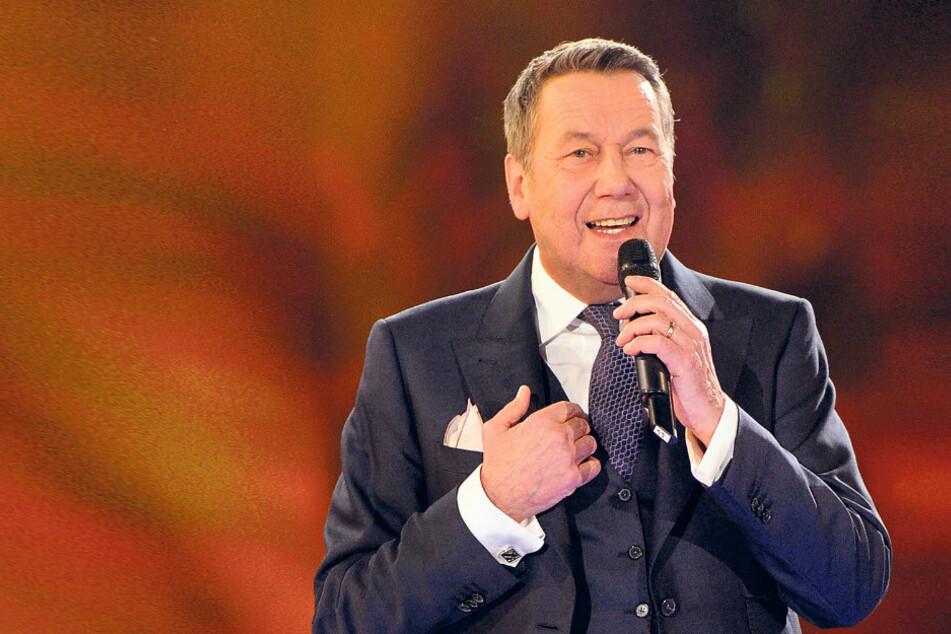 Ein Wochenende mit Roland Kaiser: Hier tritt der Sänger auf!