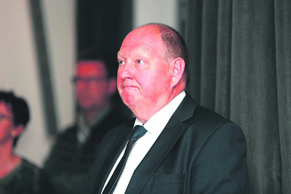 Neuwahlen wären für den unterlegenen Petry-Rivalen Klaus Brähmig (CDU) eine Chance für ein Comeback.