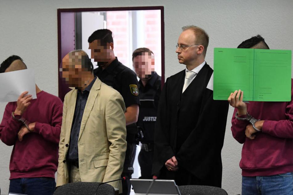 Im Fall des verstorbenen Markus B. aus Köthen ist am Freitag das Urteil gefällt worden.