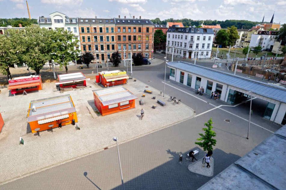 Der Neumarkt in Zwickau entwickelt sich zum Zentrum der Kriminalität. In den vergangenen Monaten kam es immer wieder zu Prügeleien und selbst Messerattacken.