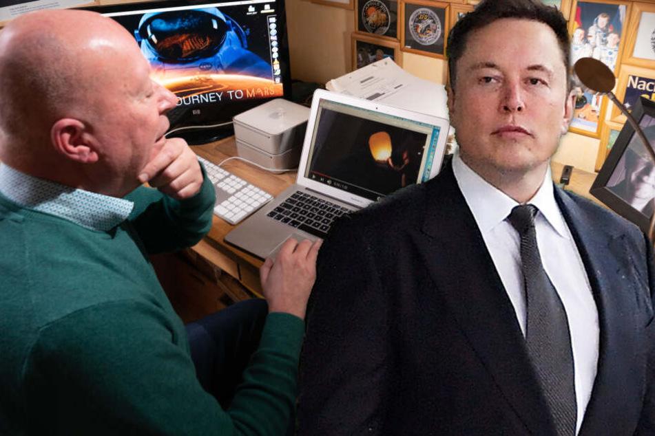 Besorgte Ufo-Warnungen nehmen zu: Was hat Tesla-Chef Elon Musk damit zu tun?