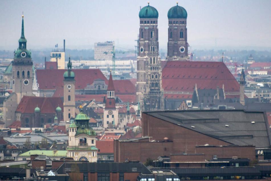 Deutschlandweit ist die Miete in München am höchsten.