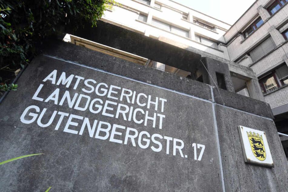 Die Verhandlung fand am Landgericht Baden-Baden statt.