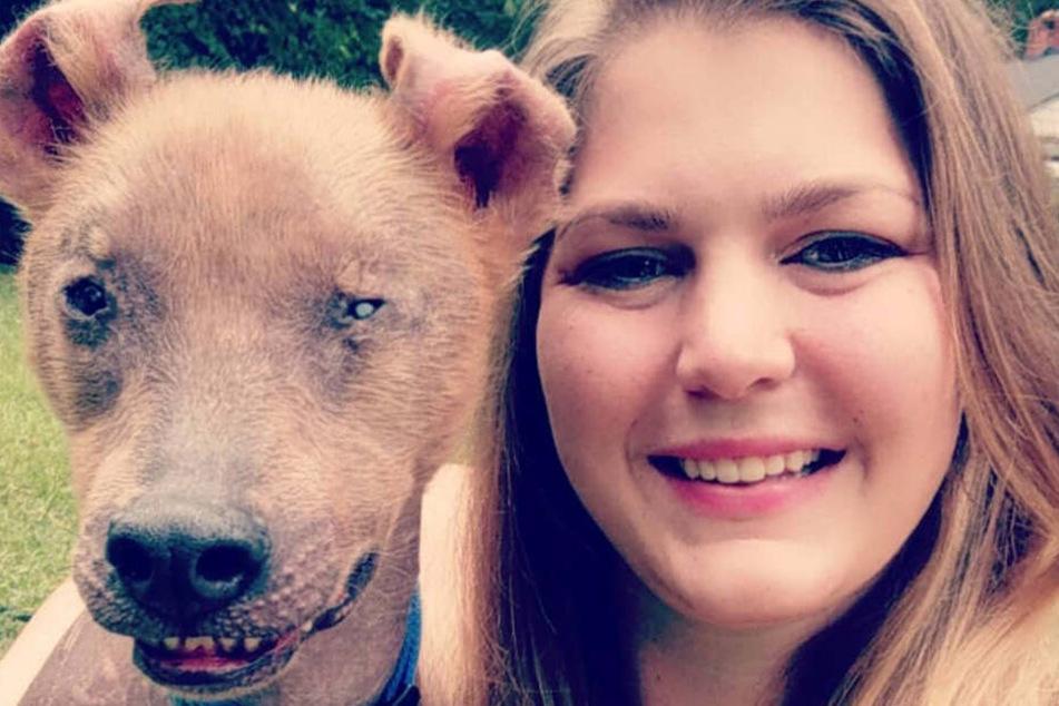 Kaley Carlyle (28) liebt ihren Chupey.