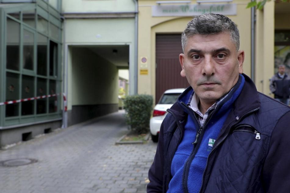 Ali Tulasoglu (47) will kein neues Restaurant in Chemnitz eröffnen.