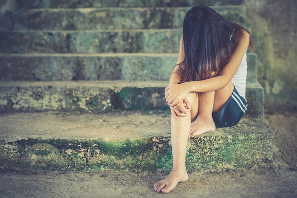 Das Mädchen (13) ging monatelang durch die Hölle (Symbolbild).