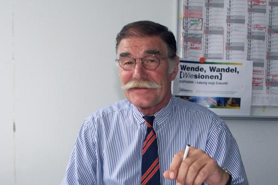 Henning A. Thiemann im Jahr 2000.