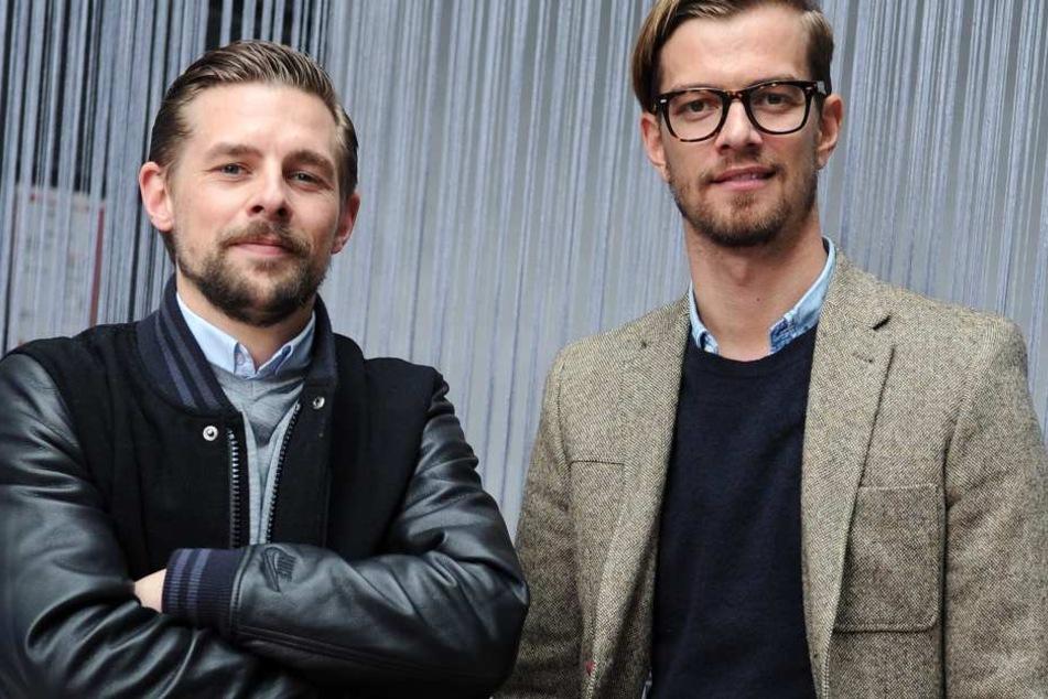 Klaas (l.) und Joko sind wieder auf der Suche nach Kandidaten.