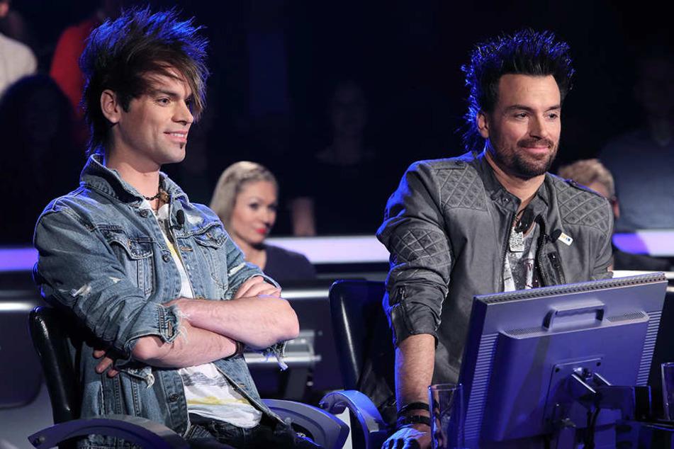 Chris und Andreas Reinelt aus Bünde wollten sich die Millionen bei RTL krallen.