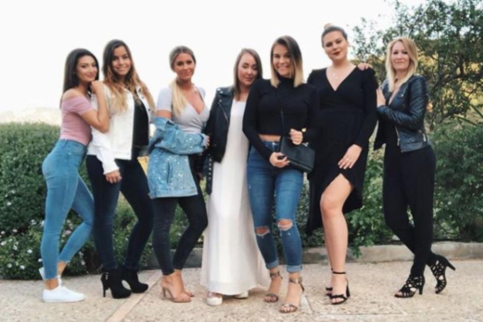 Dagi Bee feiert ihren Junggesellenabschied mit ihren Mädels auf Mallorca.
