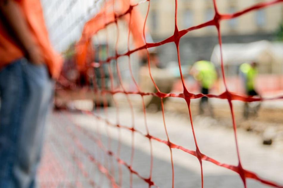 Die Schloßhofstraße wird für mehrere Monate gesperrt. (Symbolbild)