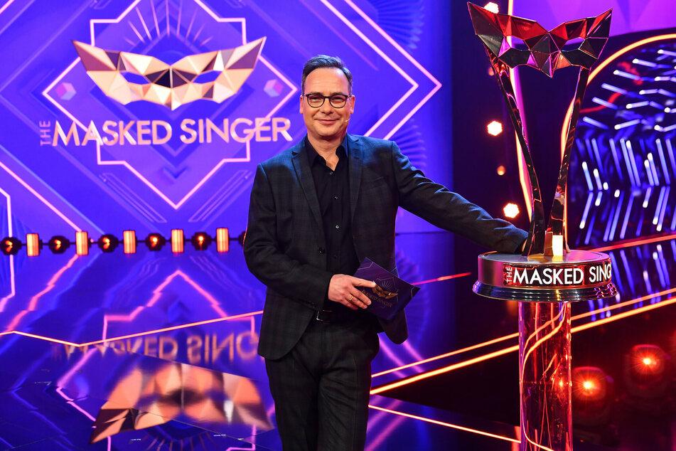 """Matthias Opdenhövel (51) wird auch bei der neuen Staffel von """"The Masked Singer"""", die am 16. Oktober startet, durch die Sendung führen."""