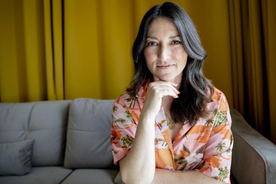 Moderatorin und Autorin Charlotte Roche (41) sieht natürlich nicht alt aus.
