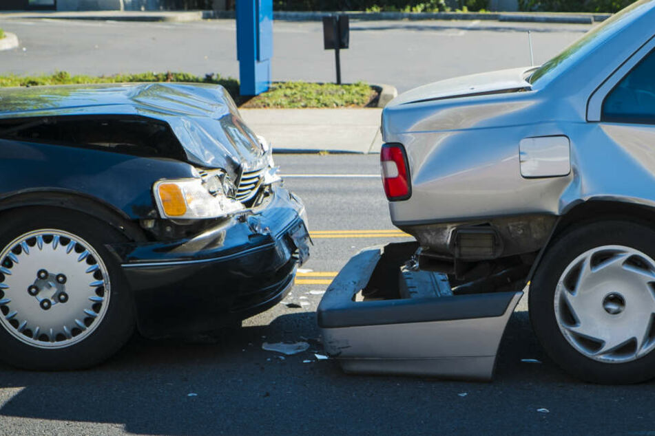 Eine Masche der Verkehrsunfall-Betrüger war es, Auffahrunfälle zu inszenieren. (Symbolbild)