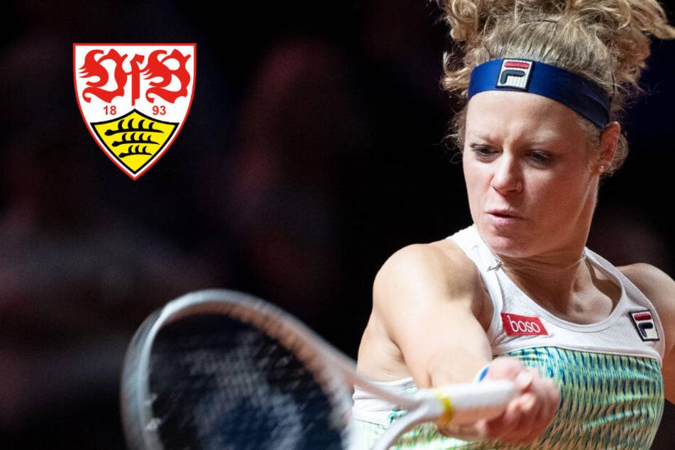 Krise beim VfB: Darum leidet Tennis-Ass Laura Siegemund