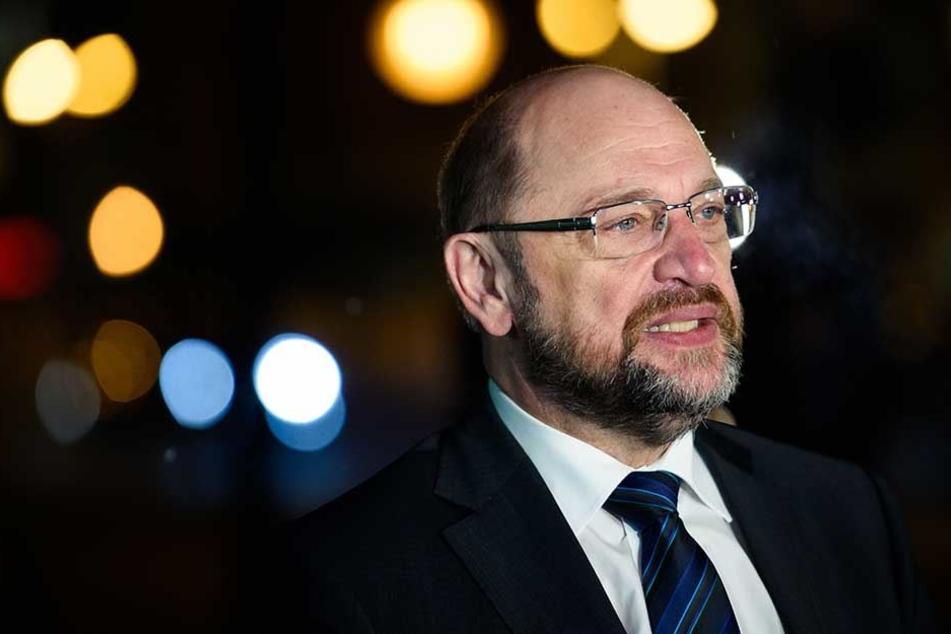 Martin Schulz und seine SPD verlieren bei den Wählern immer mehr an Zustimmung.