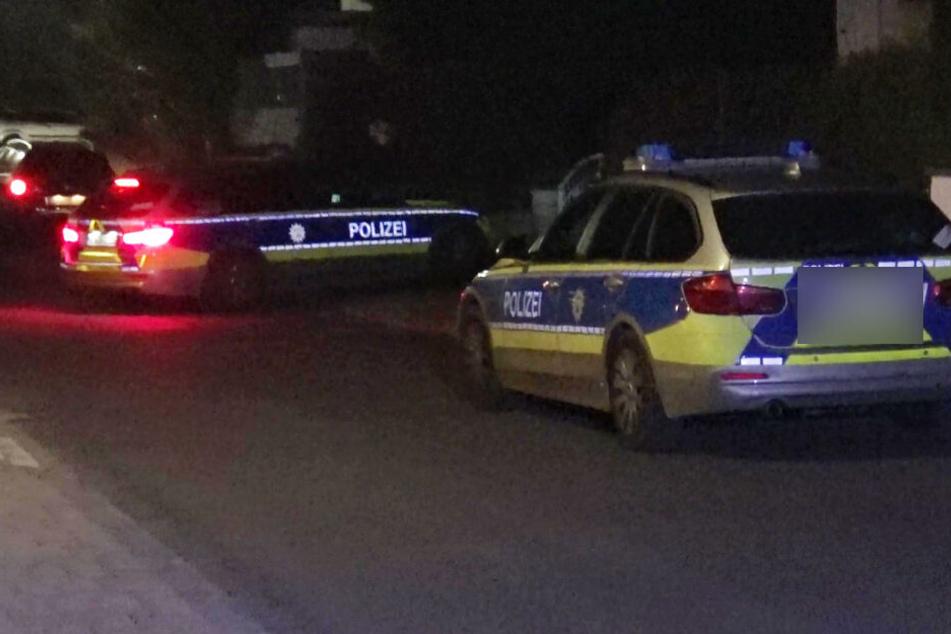 Drei Personen wurden nach der Auseinandersetzung in Niederkassel festgenommen.
