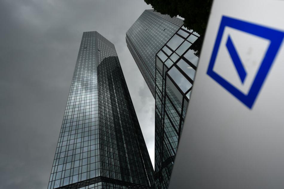 Die Deutsche Bank schreibt im zweiten Quartal 2019 wohl ein fettes Minus.