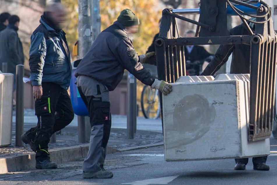 Nach dem Terroranschlag im Dezember wurden bereits Poller am Breitscheidplatz aufgestellt. (Symbolbild)