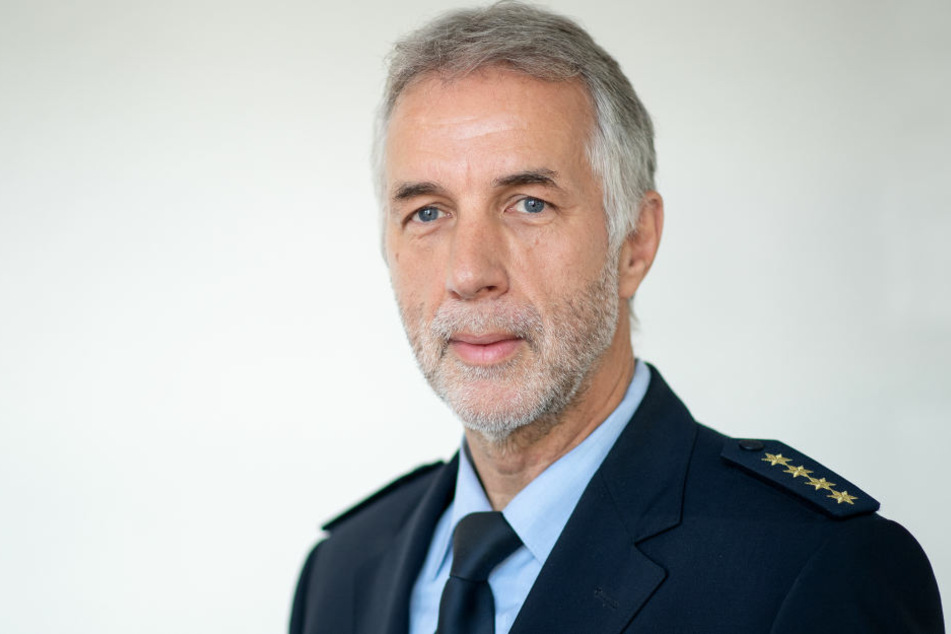 Klaus Rüschenschmidt, Leitender Polizeidirektor der Direktion Besondere Aufgaben bei der Polizei Köln
