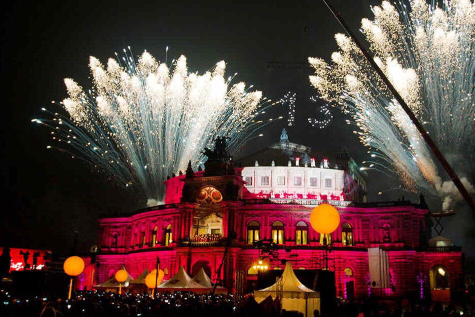 So schön war der SemperOpernball in Dresden