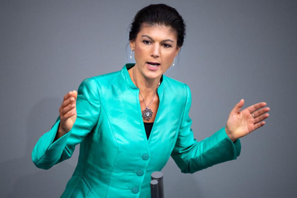 Linke-Politikerin Sahra Wagenknecht gönnt sich derzeit eine politische Auszeit.