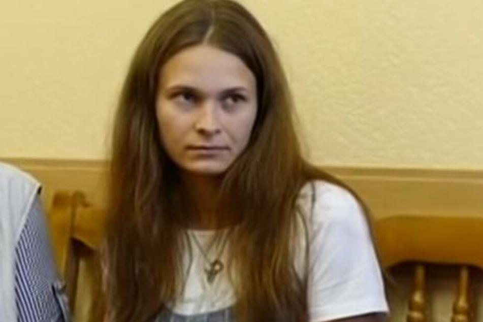 Yulia Gorina (24) wurde vor 20 Jahren von ihren Eltern getrennt.