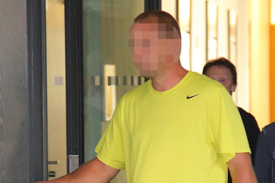 Vorarbeiter Lars B. (39) lag nach einem Disput mit dem Vorgesetzten im  Koma.